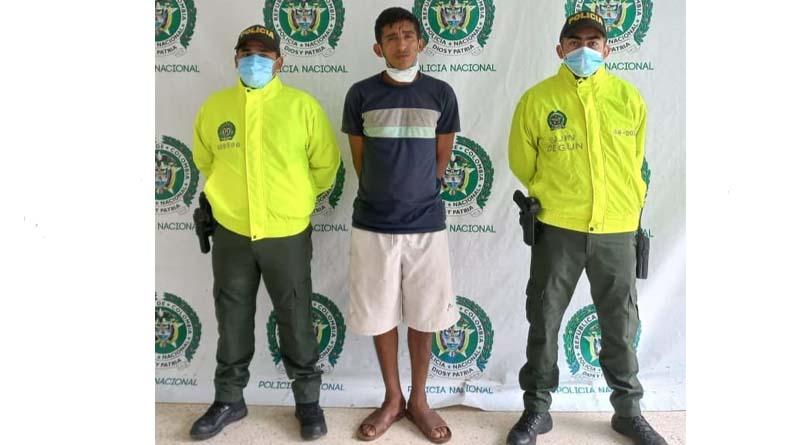 Cárcel para presunto responsable de hurto ocurrido en mayo en Inírida