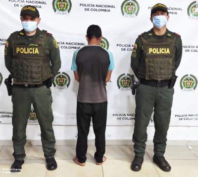 Policía capturó en Puerto Carreño a otro extranjero requerido por la justicia de su país - Noticias de Colombia